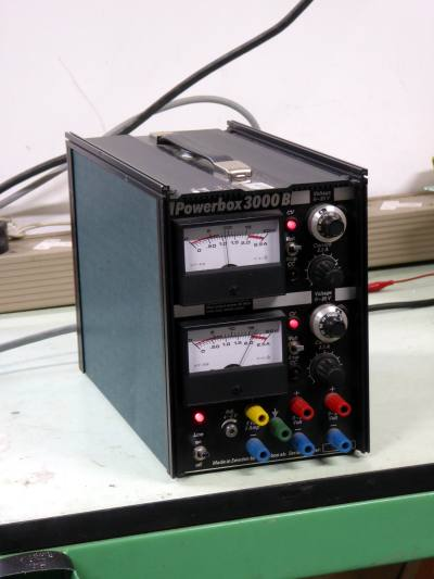 Practical Powerbox 3000B laboratory bench power supply