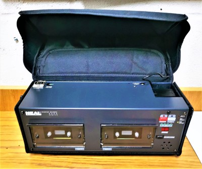 NEAL 8000 SERIES 8221P  POLICE STYLE INTERVIEW RECORDER