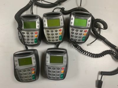Chip and Pin PDQ machines (Ingenico)