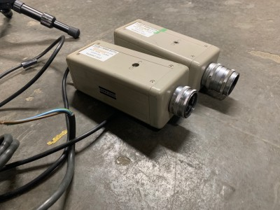 Fujitsu CCTV cameras (non-practical)
