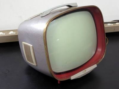 Space age look Kolster Brandes Royal Star PVP20 TV set from 1958