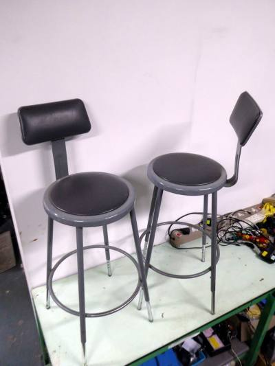 Laboratory/workshop stools