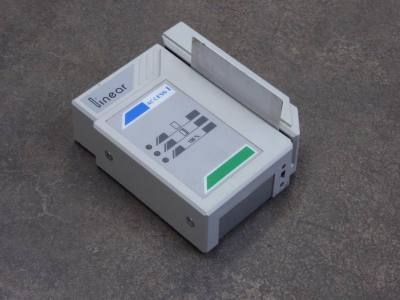 Swipe card door entry controller box