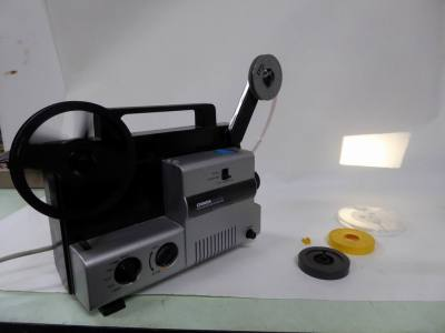 Practical Chinon standard 8 & super 8 cine projector