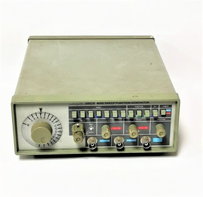 Maplin M205 sweep function generator / wobble box used for oscilloscopes