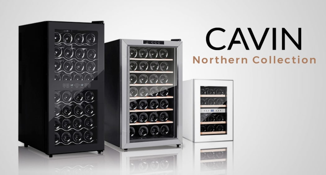 Cavin Northern Collection - Cave à vin thermoélectrique