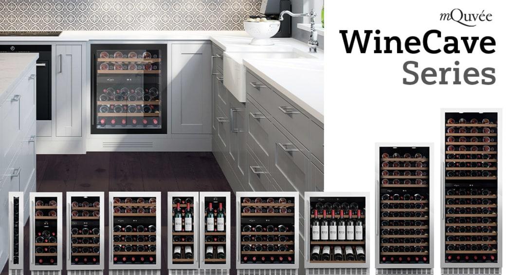 Serie - mQuvée WineCave - våra tystaste enheter