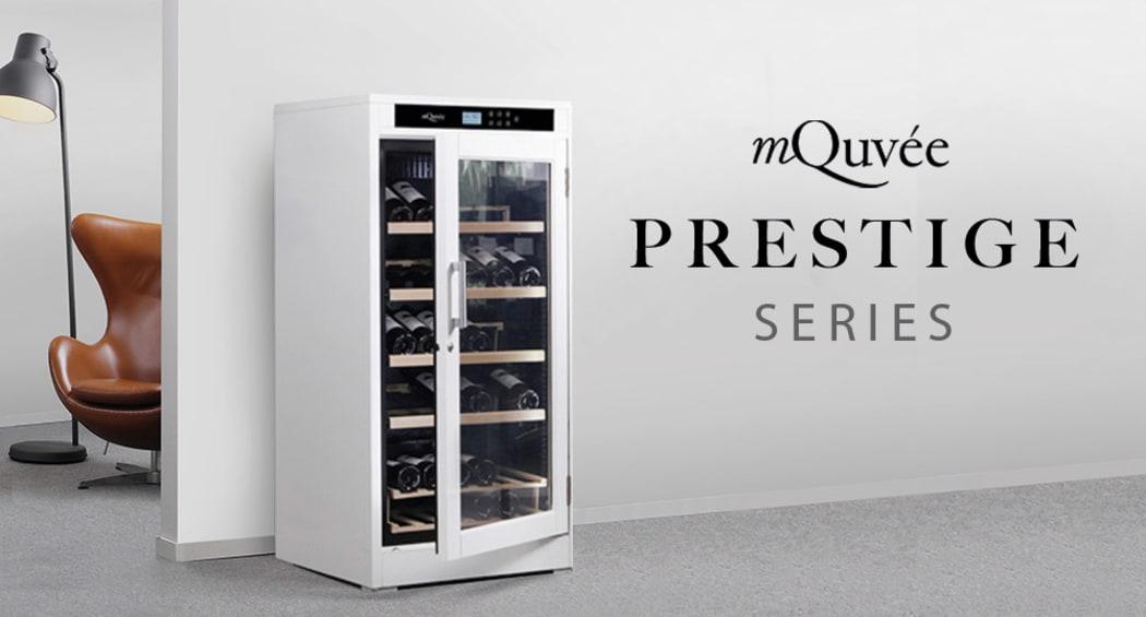 mQuvée Prestige Range - Armarios de vino en madera