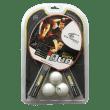 Tilbehørspakke DUO-pack indendørs bat (2 bat + 3 bolde)