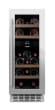 [B-vare] mQuvée innbyggbart vinskap - WineCave 700 30D Stainless