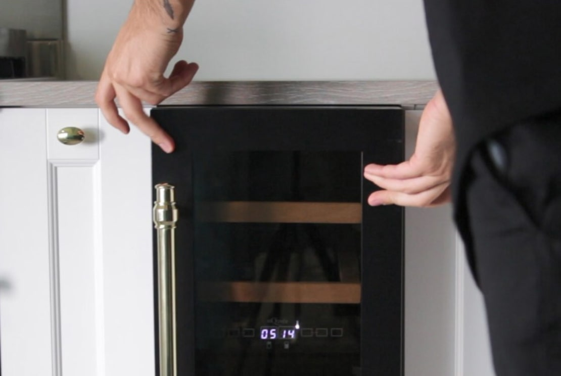 Welcome to our wine cooler installation guide!
