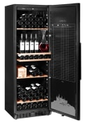 mQuvée Weinklimaschrank - WineStore 177 Anthracite Black