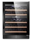 Cavin Built-in wine cooler - Scandinavian Collection 40 Fullglass Black