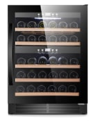 Cavin Einbau-Weinkühlschrank - Scandinavian Collection 40 Fullglass Black