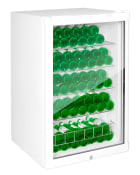Enfriador de cerveza independiente Cavin - Polar Collection 115 l blanco