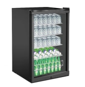 Cavin Free-standing beer cooler - Polar Collection 115L Black