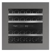 Integroitava viinikaappi – WineKeeper Exclusive 25D Push/Pull Custom Made
