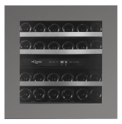 mQuvée Integrated wine cooler - WineKeeper Exclusive 25D Push/Pull Custom Made