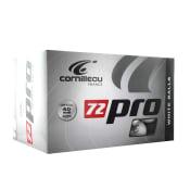 Pro bordtennisbolde 72-pack (hvid)