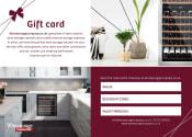 Gift card £ 500