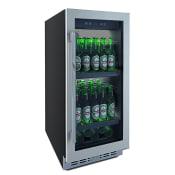 Built-in beer cooler Stainless Steel - Subzero Beer Froster 40 cm