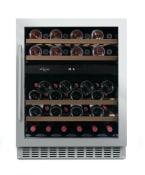 Sisäänrakennettava viinikaappi – WineCave 700 60D Stainless