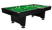 Billardbord Dynamic Eliminator I 8 fod - Grøn billardbeklædning