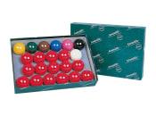 Snookerbollar Aramith