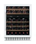 mQuvée vinkøleskab til indbygning - WineCave 60D Powder White