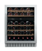 Vinoteca encastrable - WineCave 60D Stainless