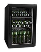 Free-standing beer cooler - Arctic Collection 63 l Black