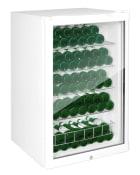 Fritstående ølkøleskab - Polar Collection 115 L Hvidt