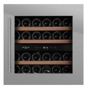 Integrerbart vinskap - WineMaster 36D Stainless