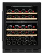 Cave à vin Intégrable - Arctic Collection 60D Fullglass Black