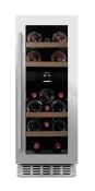 [B-ware] mQuvée Einbau-Weinkühlschrank - WineCave 700 30D Stainless