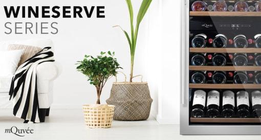 Freistehende Weinkühlschränke - WineServe Kollektion