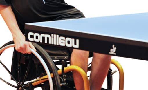 Handicaptilpassede borde