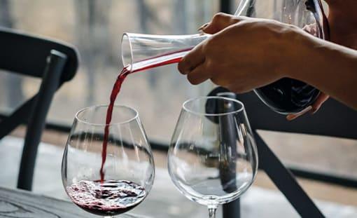 Seaux à glace et rafraîchisseurs de vin