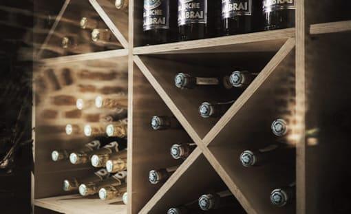 Wein aufbewahren