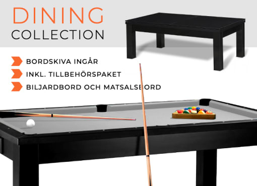 Biljardbord/Matsalsbord Basic Line