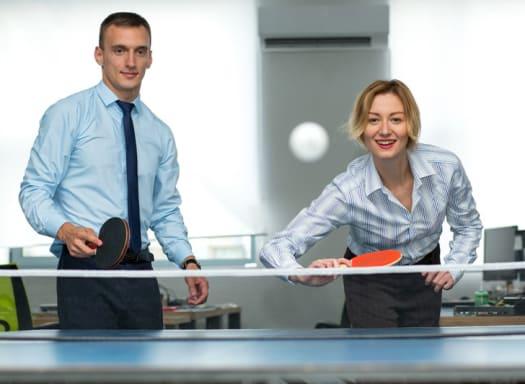 Representerer du en kommune eller et firma og vil bestille et bordtennisbord?