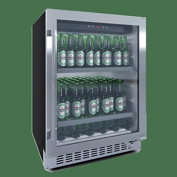 Enfriador de cerveza encastrable - BeerServer 60 cm