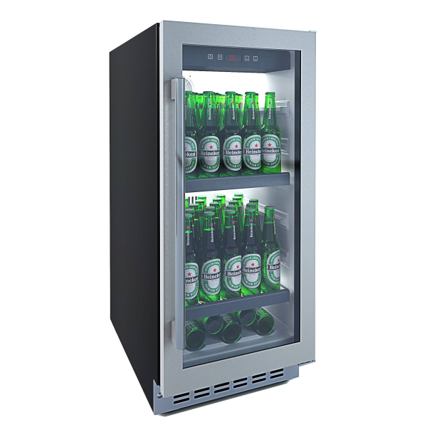 Inbyggbar ölkyl rostfri - Subzero Beer Froster 40 cm