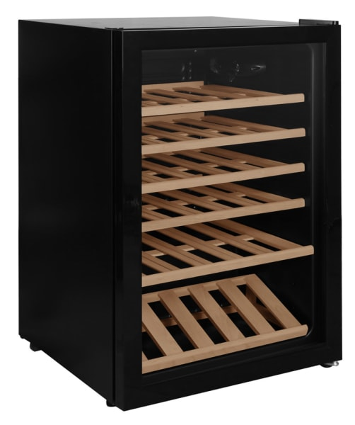 Cavin - svart fristående vinkyl - vinklad