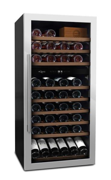 mQuvée Cave à vin à pose libre - WineServe 70 Stainless