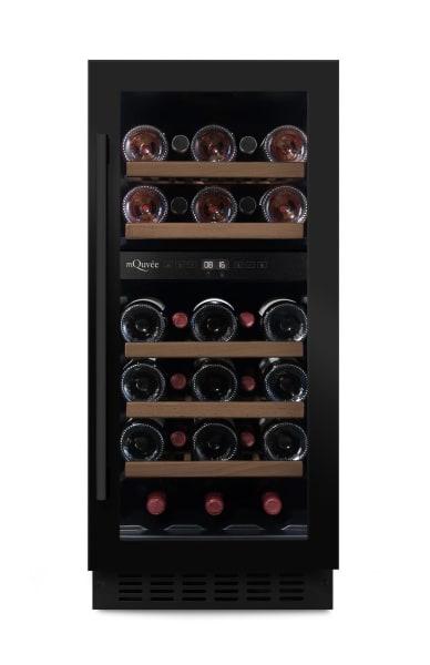 mQuvée Cave à vin - WineCave 700 40D Anthracite Black