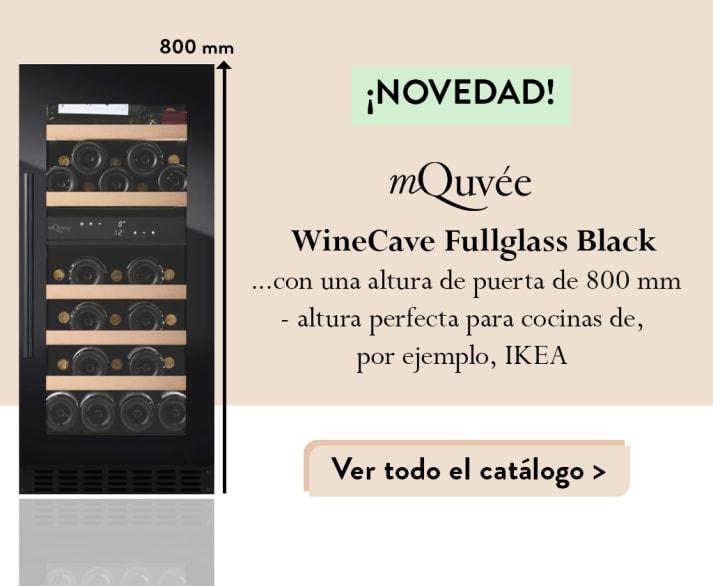Vinotecas más vendidas