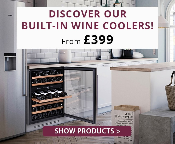 Cavin Free-standing wine coolers offer
