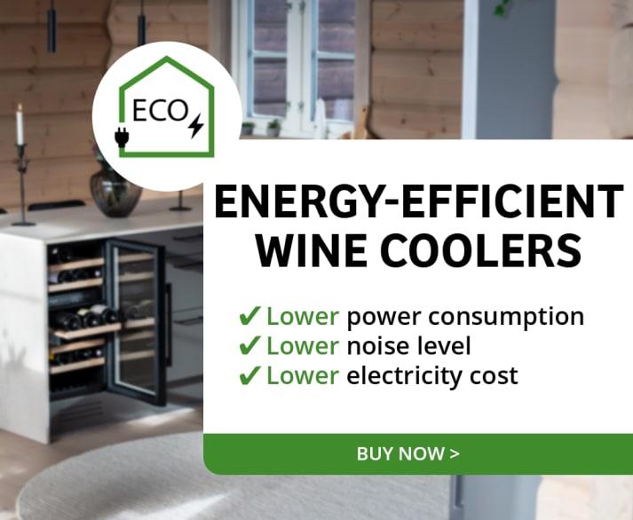 mQuvée custom made wine cooler
