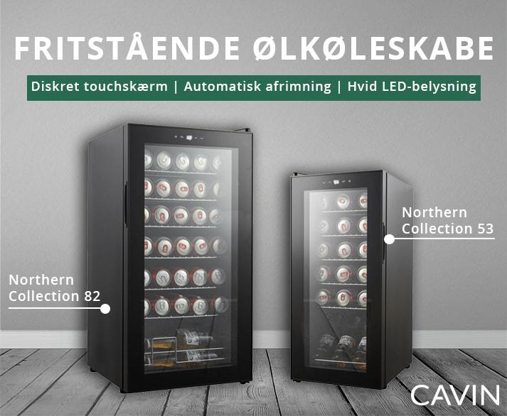 Ølkøleskab til indbygning